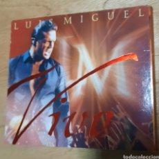 CDs de Música: LUIS MIGUEL - VIVO. Lote 217746062