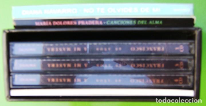 CDs de Música: Lote de 5 CD - Diana Navarro, Maria Dolores Pradera y Francisco - Foto 2 - 217756152
