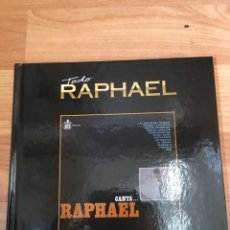 CDs de Música: RAPHAEL - CANTA RAPHAEL. Lote 217772300