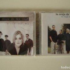 CDs de Música: LOTE DE 2CD´S DE LA OREJA DE VAN GOGH. Lote 217772407