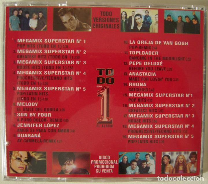 CDs de Música: LOTE DE 3 CD´s MUSICA VARIADA - Foto 3 - 217774353