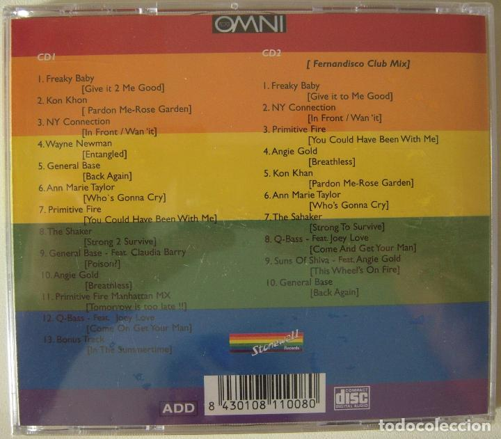 CDs de Música: LOTE DE 3 CD´s MUSICA VARIADA - Foto 4 - 217774353