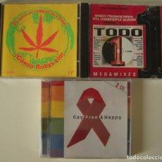 CDs de Música: LOTE DE 3 CD´S MUSICA VARIADA. Lote 217774353