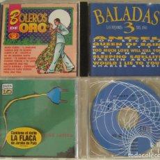 CDs de Música: LOTE DE 4 CD´S DE MUSICA VARIADA. Lote 217775115