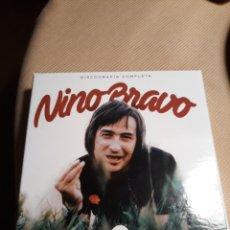 CDs de Música: NINO BRAVO. DISCOGRAFÍA COMPLETA. 5 CD REMASTERIZADOS Y LIBRETO. Lote 217784850