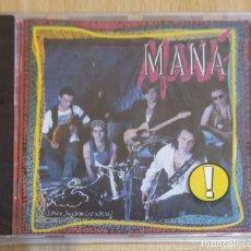 CDs de Música: MANA (DONDE JUGARAN LOS NIÑOS?) CD 1992 * PRECINTADO. Lote 217801498