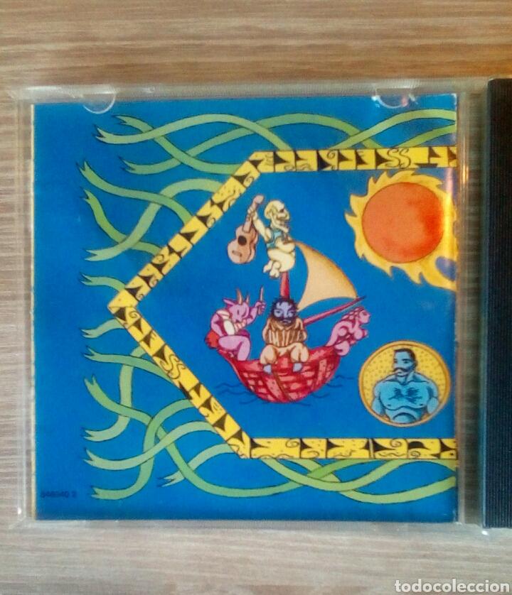 CDs de Música: Dusminguet – Vafalungo, Chewaka – 846940 2, Virgin – 846940 2, 1998. Spain. - Foto 3 - 217839812