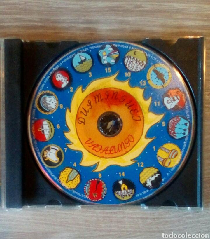 CDs de Música: Dusminguet – Vafalungo, Chewaka – 846940 2, Virgin – 846940 2, 1998. Spain. - Foto 4 - 217839812