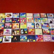 CDs de Música: GRAN LOTE 50 CDS MÚSICA INTERNACIONAL GRAN MAYORÍA PRECINTADOS, PUEDE HABER ALGUNA CAJA ROTA. Lote 217864236