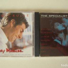 CDs de Música: LOTE DE 2 CD´S DE BANDAS SONORAS DE PELICULAS. Lote 217880510