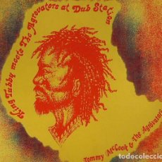 CDs de Música: CD TOMMY MCCOOK & THE AGROVATORS - KING TUBBY MEETS THE AGROVATORS AT DUB STATION - NUEVO !!!*. Lote 217909570