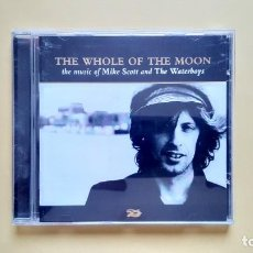 CDs de Musique: MIKE SCOTT AND THE WATERBOYS - THE WHOLE OF THE MOON MUSICA DISCO CD. Lote 217916572