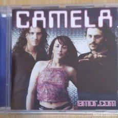 CDs de Música: CAMELA (AMOR.COM) CD 2001. Lote 217939095