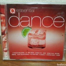 CDs de Música: CD Q ESSENTIAL DANCE. Lote 217953181
