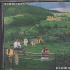 CDs de Música: MOCEDADES CD DESDE QUE TÚ TE HAS IDO 1992 CBS SONY. Lote 217958450