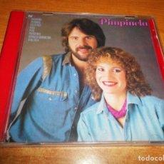 CDs de Música: PIMPINELA PIMPINELA PRIMERA EDICION CD ALBUM 1992 ESPAÑA 12 TEMAS MUY RARO. Lote 217963581