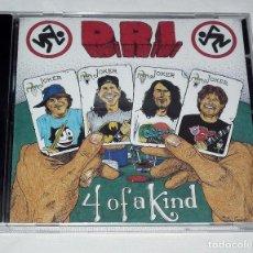 CDs de Música: CD D.R.I. - 4 OF A KIND. Lote 217983985