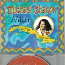 CDs de Música: MICHAEL CHACON - MILLA (CDSINGLE CAJA, VALE MUSIC). Lote 217992102