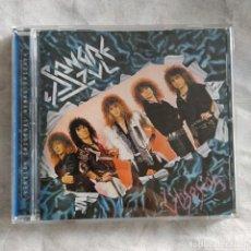 CDs de Música: SANGRE AZUL - OBSESIÓN (CD, ALBUM) (EMI) 7243 5 28487 2 0 (D:NM). Lote 217992973