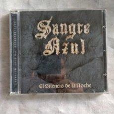 CDs de Música: SANGRE AZUL - EL SILENCIO DE LA NOCHE (CD, ALBUM) (EMI) 7243 5 28490 2 4 (D:NM). Lote 217993148