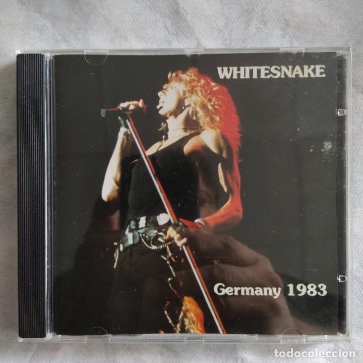 WHITESNAKE: GERMANY 1983 (1994, CD, ALBUM) (D:NM) (Música - CD's Heavy Metal)