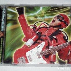 CDs de Música: CD RACER X - SUPERHEROES. Lote 218014098