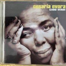 CDs de Música: CESARIA EVORA – CABO VERDE. Lote 218020736