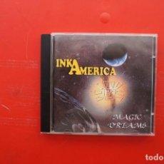 CDs de Música: CEDE DE MUSICA : INK AMERICA -MAGIC DREAMS. Lote 218021340