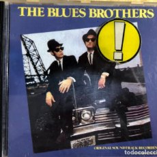 CDs de Música: THE BLUES BROTHERS (ORIGINAL SOUNDTRACK RECORDING). Lote 218023087