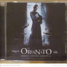 CDs de Música: B.S.O. EL ORFANATO (MÚSICA ORIGINAL FERNANDO VELAZQUEZ) CD 2007 - BELEN RUEDA. Lote 218042436