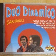 CDs de Música: DUO DINAMICO (CANTARES) CD 1995. Lote 218042721