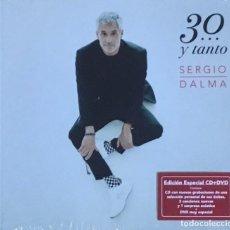 CDs de Música: SERGIO DALMA - 30... Y TANTO. Lote 218050417