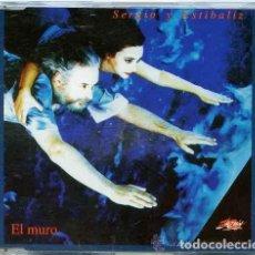 CDs de Música: SERGIO Y ESTIBALIZ - EL MURO. Lote 218056906