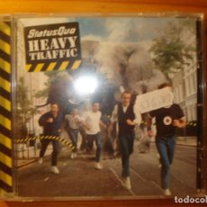 CDs de Música: STATUS QUO HEAVY TRAFFIC CD PRECINTADO. Lote 218060491