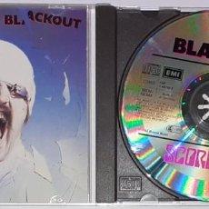 CDs de Música: SCORPIONS - BLACKOUT - CDP 7 46732 2. Lote 218078457