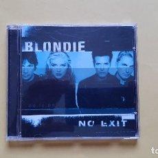 CDs de Musique: BLONDIE - NO EXIT DISCO MUSICA CD. Lote 218102097