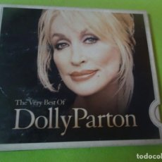 CDs de Música: CD, DOLLY PARTON. THE VERY BEST OF. VER FOTOS. Lote 218112206