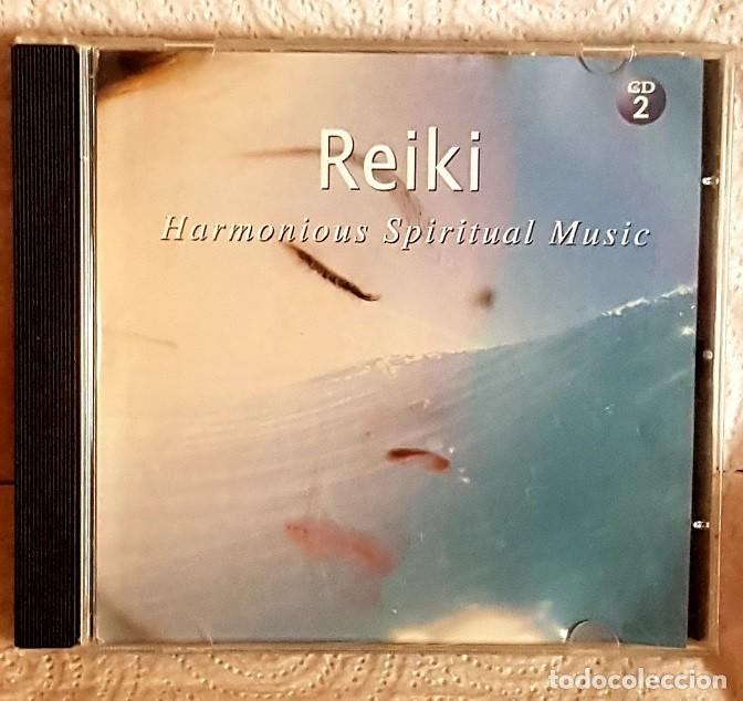 REIKI (Música - CD's Jazz, Blues, Soul y Gospel)