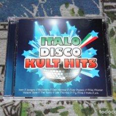 CDs de Música: ITALO DISCO KULT HITS - BALTIMORA - SCOTCH - P. LION - MIKO MISSION - 88697 30773 2 - SONY CBS - CD. Lote 48861134
