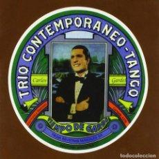 CDs de Musique: TRIO CONTEMPORANEO – TIEMPO DE GARDEL - NUEVO Y PRECINTADO. Lote 218153192