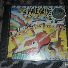 CDs de Música: PURE GOLD. UBANI. EDICION DE 1990. RARO.. Lote 218156976
