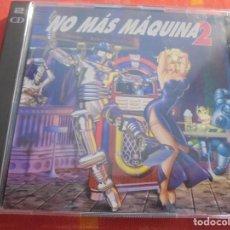 CD de Música: RAR 2 CD'S. NO MÁS MÁQUINA 2. WEA.. Lote 218179497