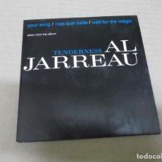 CDs de Música: AL JARREAU (CD-SINGLE) YOUR SONG (4 TRACKS) AÑO 1994 - PROMOCIONAL. Lote 218184192