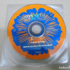 CDs de Música: AARON NEVILLE (CD-SINGLE) CAN'T STOP MY HEART FROM LOVING YOU AÑO 1995. Lote 218184317