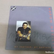 CDs de Música: AARON NEVILLE (CD-SINGLE) MY BROTHER, MY BROTHER (2 TRACKS) AÑO 1993. Lote 218184426