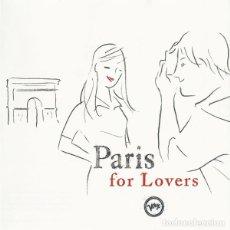 CDs de Música: PARIS FOR LOVERS - CD. Lote 218190703