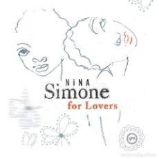 CDs de Música: NINA SIMONE FOR LOVES - CD. Lote 218192545