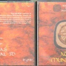 CDs de Música: ATLAS MUNDIAL 3D. CD-VARIOS-1785. Lote 218200270