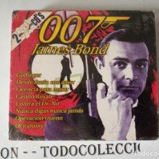 CDs de Música: JAMES BOND 007 (2CD) - PACIFIC MUSIC 2001. Lote 218208462