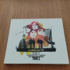 CDs de Música: THE WINNERYS CD DAILY URBAN TIMES. Lote 218221815